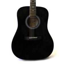 Almira F650N-BK Siyah Akustik Gitar