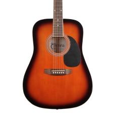 Almira F650N-SB Sunburst Akustik Gitar