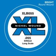 BAS GİTAR TEK TEL, (RE), XL NICKEL WOUND, 0.055 GAU