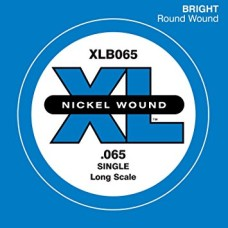 BAS GİTAR TEK TEL, (RE), XL NICKEL WOUND, 0.065 GAU