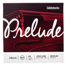 DADDARIO CELLO TEL SETİ, PRELUDE, 4/4 SCALE, MEDIUM TENSION,