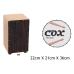 Cox CAJ123-HT Mini Cajon