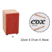 Cox CAJ123-SZ Mini Cajon