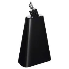 Cox CBB17 Black Powder-Coated Cowbell 7 inç