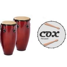 Cox Konga Seti 10 + 11 (Red Wine) - COB100RW
