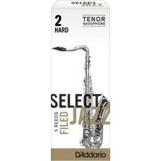 Daddario Woodwinds Jazz Select RSF05TSX2H Tenor Saksafon Kamışı No:2 Hard