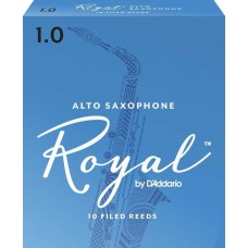 Daddario Woodwinds Royal RJB1010 Alto Saksafon Kamışı No:1