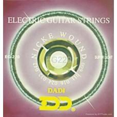 Dadi EG220 - Elektro Gitar Takım Tel