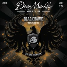 Dean Markley Blackhawk 8000 Kaplamalı Light 9-42 Elektro Gitar Takım Tel