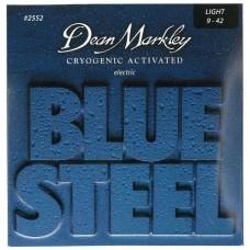 Dean Markley Blue Steel 2552 (9-42) - Light Elektro Gitar Tel Seti