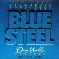 Dean Markley Blue Steel Medium 2562 (11-52) - Elektro Gitar Tel Seti