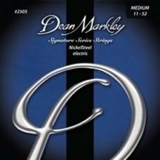 Dean Markley Nickel Steel Medium 2505 (11-52) - Elektro Gitar Tel Seti
