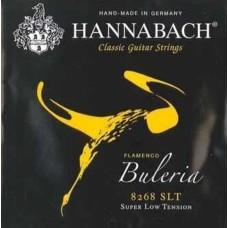 Hannabach 8268 SLT Flamenko Gitar Teli (Alt 3lü Set)