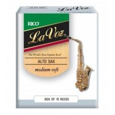 Rico Lavoz RJC10MS Alto Saksafon Kamışı Medium Soft