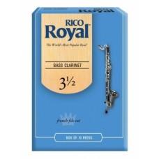 Rico Royal REB1035 Bas Klarnet Kamışı No:3,5